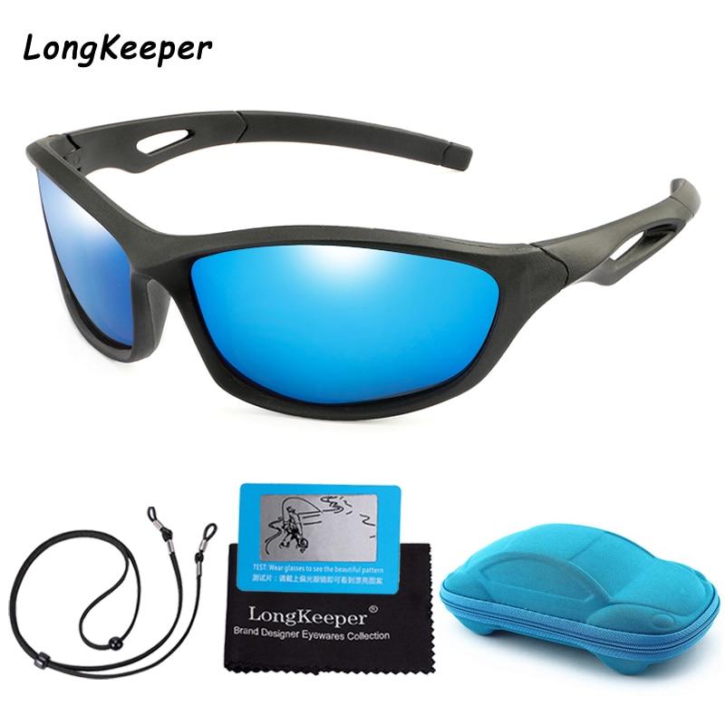 NEW Flexible TR90 Kids Sunglasses Vintage Square Boy Girl Sports Sun Glasses  With Case Box UV Protection Children Glasses Goggle Boy's Sunglasses  -  AliExpress