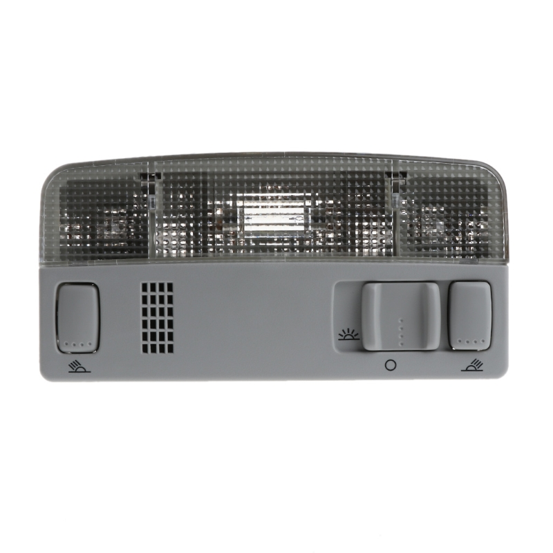 Image 3 - Car Reading Interior Light For VW Passat B5 Golf 4 Bora Polo Caddy Touran FabiaSignal Lamp   -