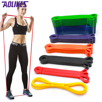 Multifunction Elastic Resistance Bands elastic For Fitness Pilates Workout Latex Tube Pull Rope Training Rope Exercise Fitness new pilates suspension elastic sling practice pull rope bungee home workout trainer cord resistance hang training straps