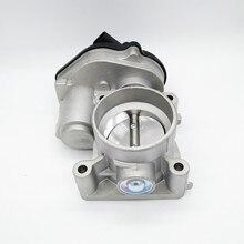 Корпус дроссельной заслонки с двигателем и TPS для Ford FIESTA FOCUS MONDEO VP4M5U9E927DC VP4F9U-9E928-AC 1556736