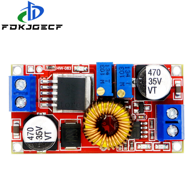 XL4015 5A DC В DC CC CV литиевая батарея понижающая плата для зарядки светодиодный преобразователь питания литиевое зарядное устройство понижающий модуль XL4015E1|Интегральные схемы|   | АлиЭкспресс