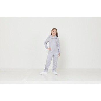 """Bodysuit футера """"Gray melange"""" ТКМП-СМ2"""