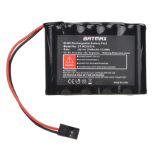 6V 2100mAh Battery with Hitec Connector for RC Airplanes and RC Helicopters Receivers Radio Receiver Planes