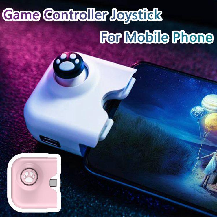 Игровой контроллер для PUBG, контроллер телефона, геймпад с портом Type-C и зарядным портом для LOL CF, контроллер, джойстик