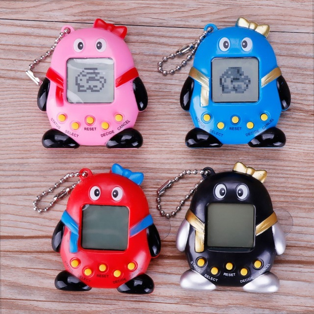 DHL 500pc Electronic Pets Toys 90S Nostalgic 168 Pets in One Virtual Cyber Pet Toy 6