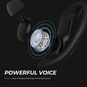 Image 2 - SOUNDPEATS True sans fil écouteurs sur oreille crochets Bluetooth stéréo sans fil écouteurs 13.6mm pilote contrôle tactile IPX7 étanche