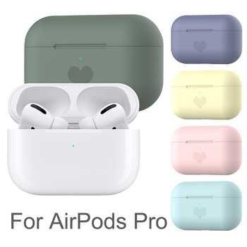 Cute Silicone Bluetooth Wireless Earphone Case for AirPods Pro Protective Cover Skin for Apple AirPods 3 Charging Box Accessory 3d lucky rat cartoon bluetooth earphone case for airpods pro cute accessories protective cover for apple air pods 3 silicone