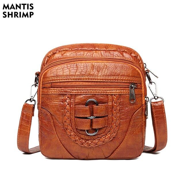 Женская сумочка из высококачественной искусственной кожи 1