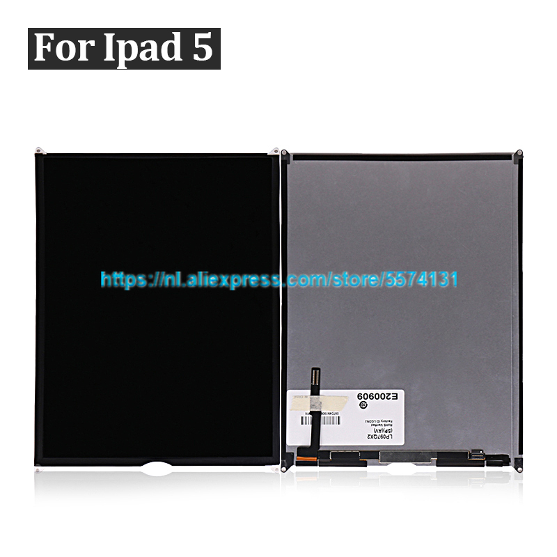"New Original 9.7"" LCD Screen For iPad Air iPad 5 2017 A1822 A1823 Display Screen only Replacement Parts lcd ipad"