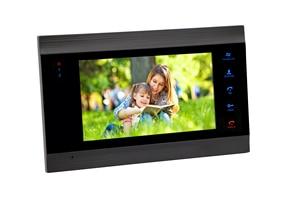 Image 2 - New 7 inch Video Doorbell Monitor Intercom With RFID Key Outdoor Camera Door Phone Intercom System Remote control Door Lock