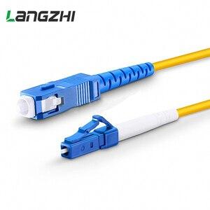 Image 5 - LC UPC à SC G657a PVC câble de raccordement de fibres Mode recto 2.0 Mm 3.0mm routeur Fusion épisseuse
