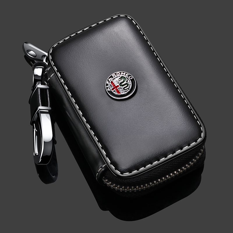 Bag Organizer Keychain-Covers Wallets-Keys Key-Holder Alfa-Romeo for GTO Men Housekeeper title=