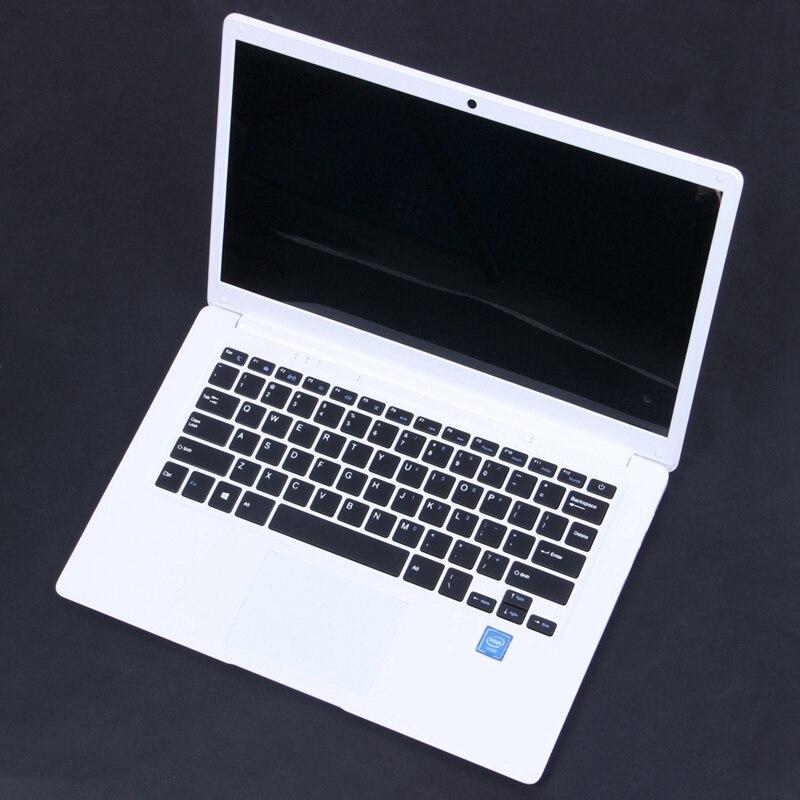 14.1 inch Hd Lightweight and Ultra-Thin 2+32G Lapbook Laptop  Z8350 64-Bit Quad Core 1.92Ghz Windows 10 2Mp Camera(White) U-1