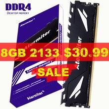 Atermiter-módulo de Memoria RAM para ordenador de escritorio, DDR4 PC4 4G 8g 16g 2400Mhz 2666Mhz DIMM 3000 2133 MHZ