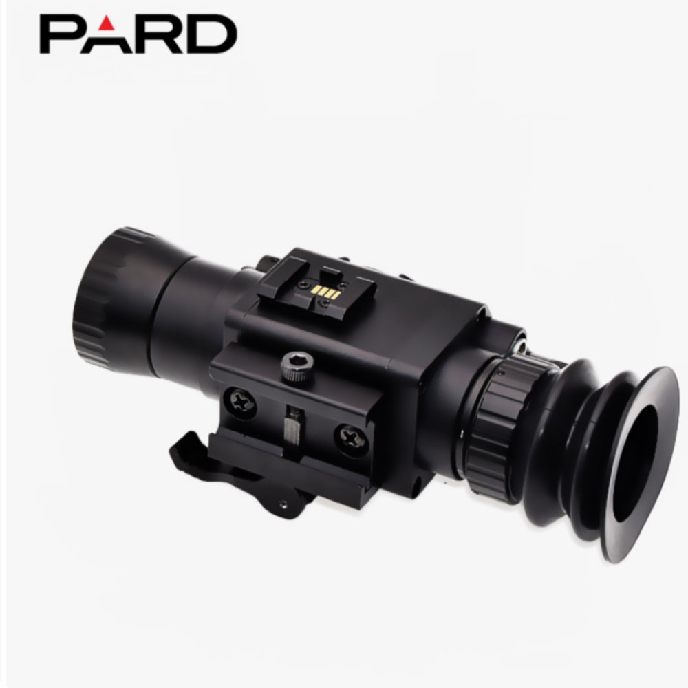 PARD GM54S Thermal Imaging Rifle Scope Sight With LCD Display Laser Pointer For Outdoor Hunting Safari 35mm Lens