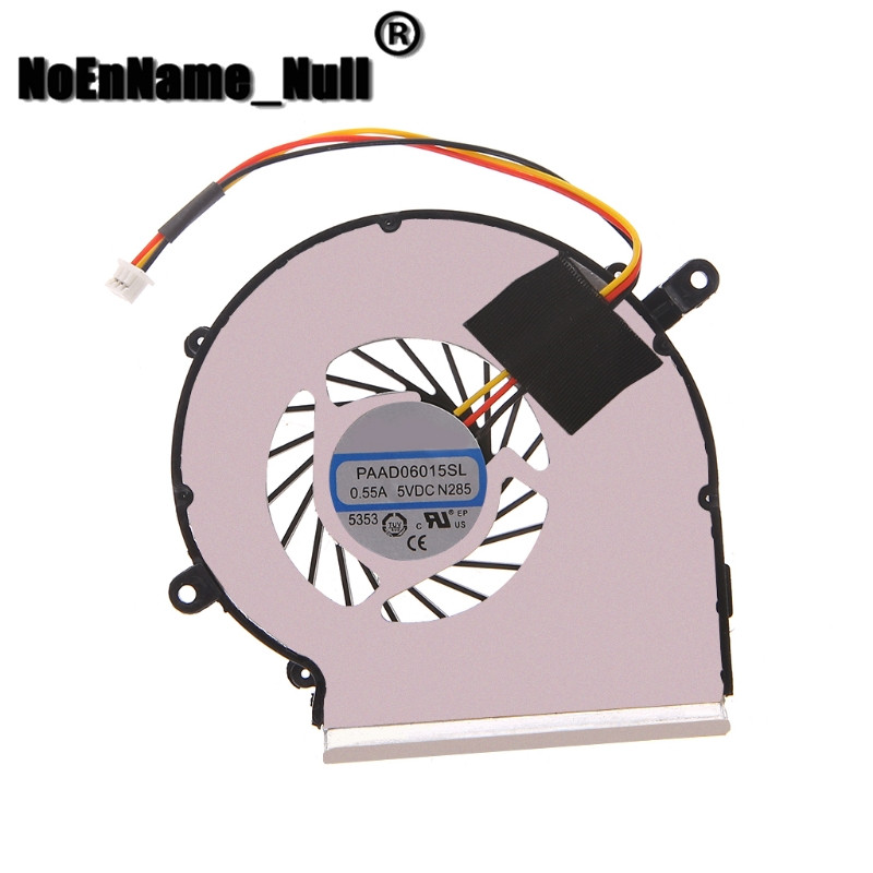 Laptop Cooling Fan For MSI GE62 GE72 GL62 GL72 PE60 PE70 Series PAAD06015SL N302