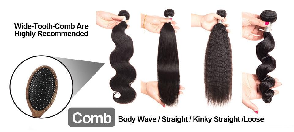 H9c1036737e0e4ae78ae5dabe0b0e0058L Alipop Hair Straight Hair Bundles With Closure Peruvian Hair 3 Bundles With Closure Remy 100% Human Hair Bundles With Closure