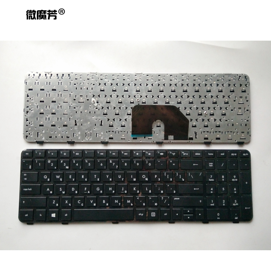 Russian Laptop Keyboard For HP Pavilion DV6-6000 DV6-6100 DV6-6200 DV6-6b00 Dv6-6c00 RU