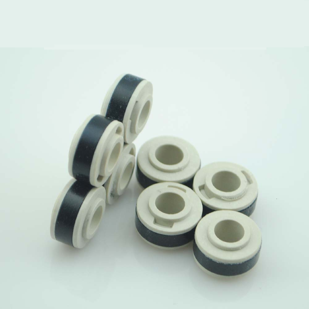 8PCS/Lot Skate Magnetic Core For Roller Skating LED Flash Light Wheel SEBA Skating Magnet Cores