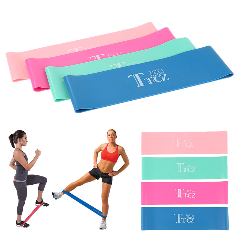 Circulation Band Yoga Resistance Rubber Bands Indoor Outdoor Fitness Equipment Pilates Sport Training Workout Elastic Bands