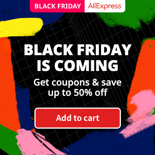 AliExpress Black Friday 22-29.11