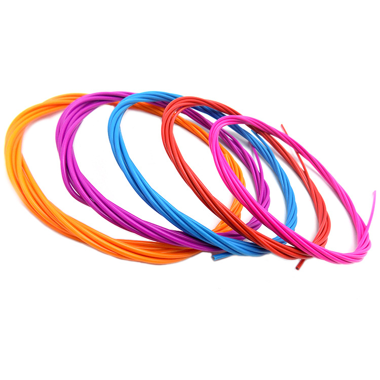 Students The Academic Test For The Junior High School Students Only Jump Rope PVC Plastic Coated Stainless Steel Wire Rope Sport