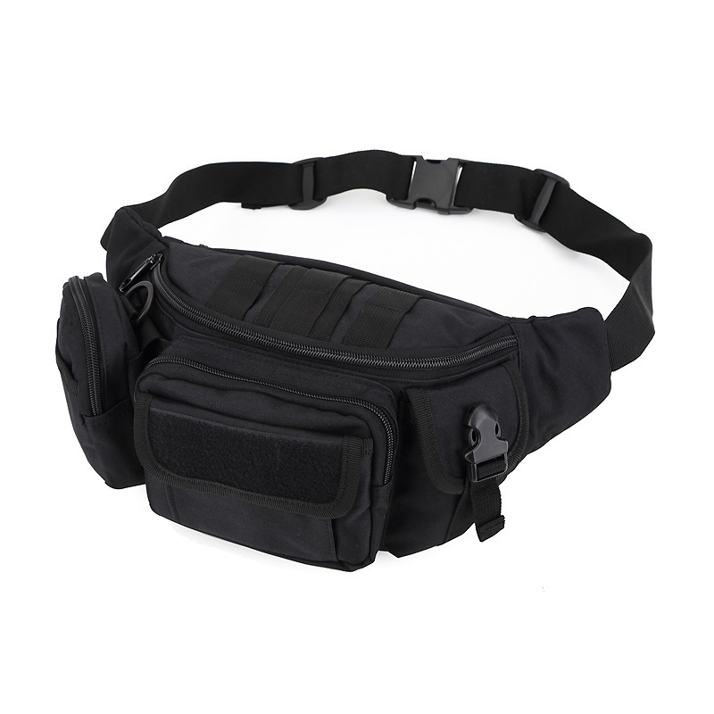 Men Hip Bum Belt Bag Military Camping Tool Pouch Camouflage Casual High Quality Nylon Assault Crossbody Fanny Waist Pack Bags