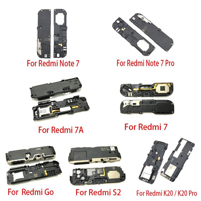 2pcs For Xiaomi Redmi Go K20 7 7A S2 6 6A 5 Plus Note 7 8 6 5A 5 Pro Global Loudspeaker Bottom Loud Speaker Sound Buzzer Ringer
