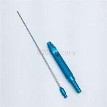 Liposuction instruments 25cm x 3.0mm Porous Luer Lock Liposuction Cannula with Reusable Handle ,Care Instruments