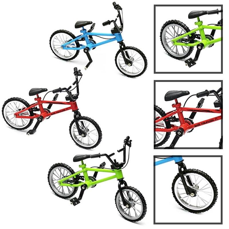 Сплав Finger Bikes детей мини размер гриф игрушечные велосипеды новые детские игрушки