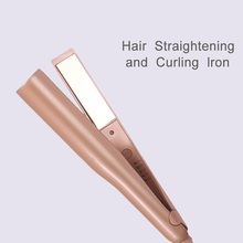 Styling tools hair curling iron straightener machine hair