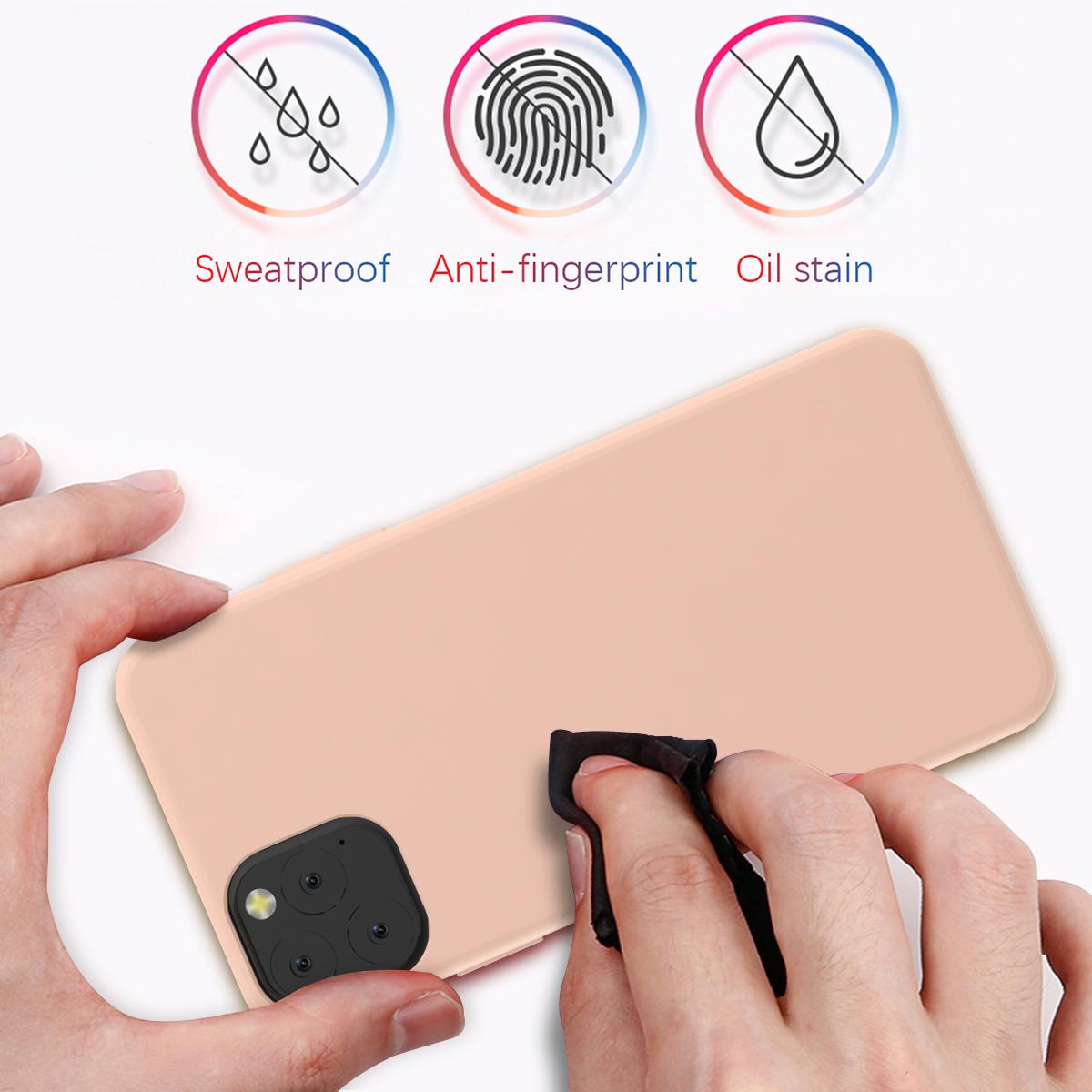 Torubia Silicone Case for iPhone 11/11 Pro/11 Pro Max 108