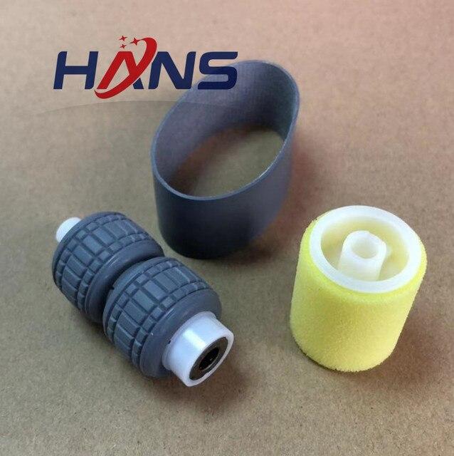 Nieuwe Pick Up Roller Set Compatibel Voor Kyocera KM3500/4500i/5500i/4501/5501/3501 Copier Adf Pickup roller Laser Deel 3 Stk/set 1 Set