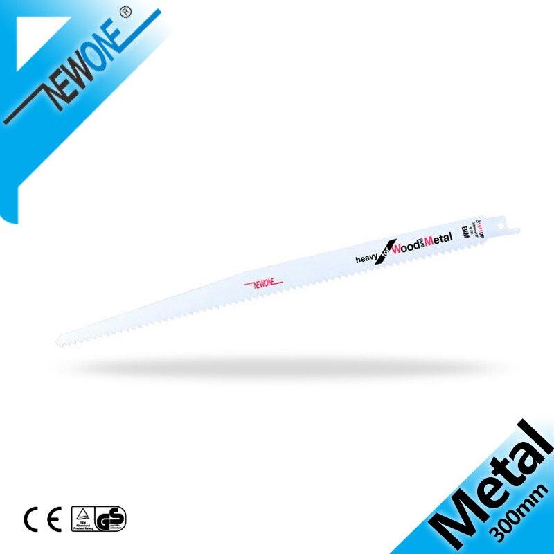 NEWONE Bi-Metal Jig Saw Blades Reciprocating Saw Multi For Heavy Wood Metal Reciprocating Saw Power Tools Saw Blade Accessories