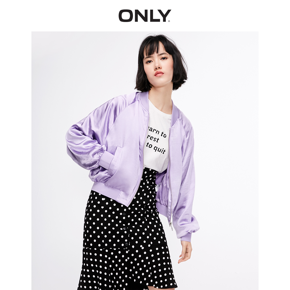 ONLY Women's Loose Fit Jacket | 119136565