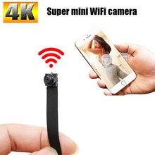 JOZUZE HD 4K DIY Tragbare WiFi IP Mini Kamera nachtsicht Remote View P2P Wireless Micro webcam Camcorder Video recorder