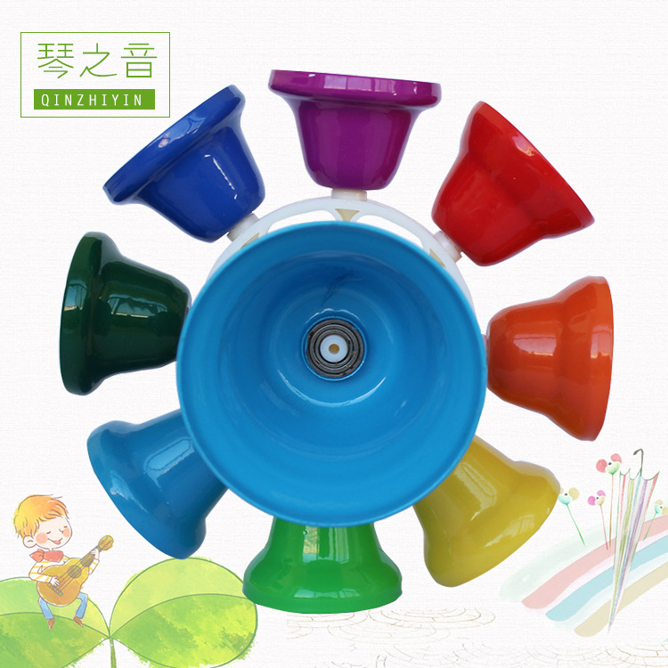 Octave Rotating Tables Children Early Childhood Music Teaching Aids Octave Rotating Tables Octave Turn Table