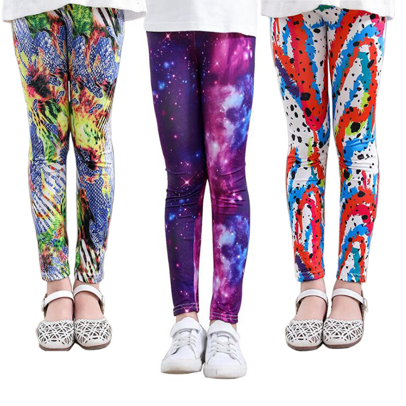 Galaxy Unicorn Kids /& Toddler Pants Classic Boys /& Girls Elastic Trousers