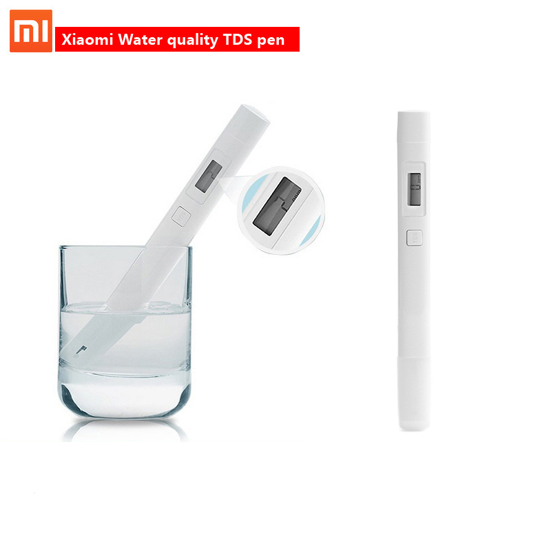 Xiaomi MiJia <font><b>Mi</b></font> <font><b>TDS</b></font> Meter Tester Portable Detection Water Purity Quality Test EC <font><b>TDS</b></font>-3 Tester D5# image