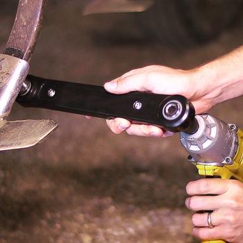 Mintiml™Uniwersalny rozszerzenie klucz motoryzacyjny DIY 3 8 #8222 narzędzia dla samochód część zamienna części ręczne narzędzia ręczne samochodów tanie i dobre opinie isfriday CN (pochodzenie) Uchwyt zapadkowy klucz Car Vehicle Plastic and Matal