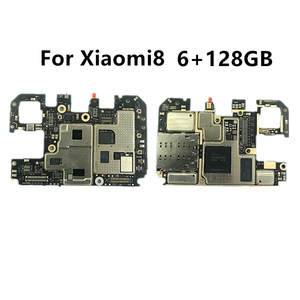 Mobile-Board Xiaomi Main with Chips Circuits Flex-Cable for 8-mi8/Mi/8/.. Unlocked