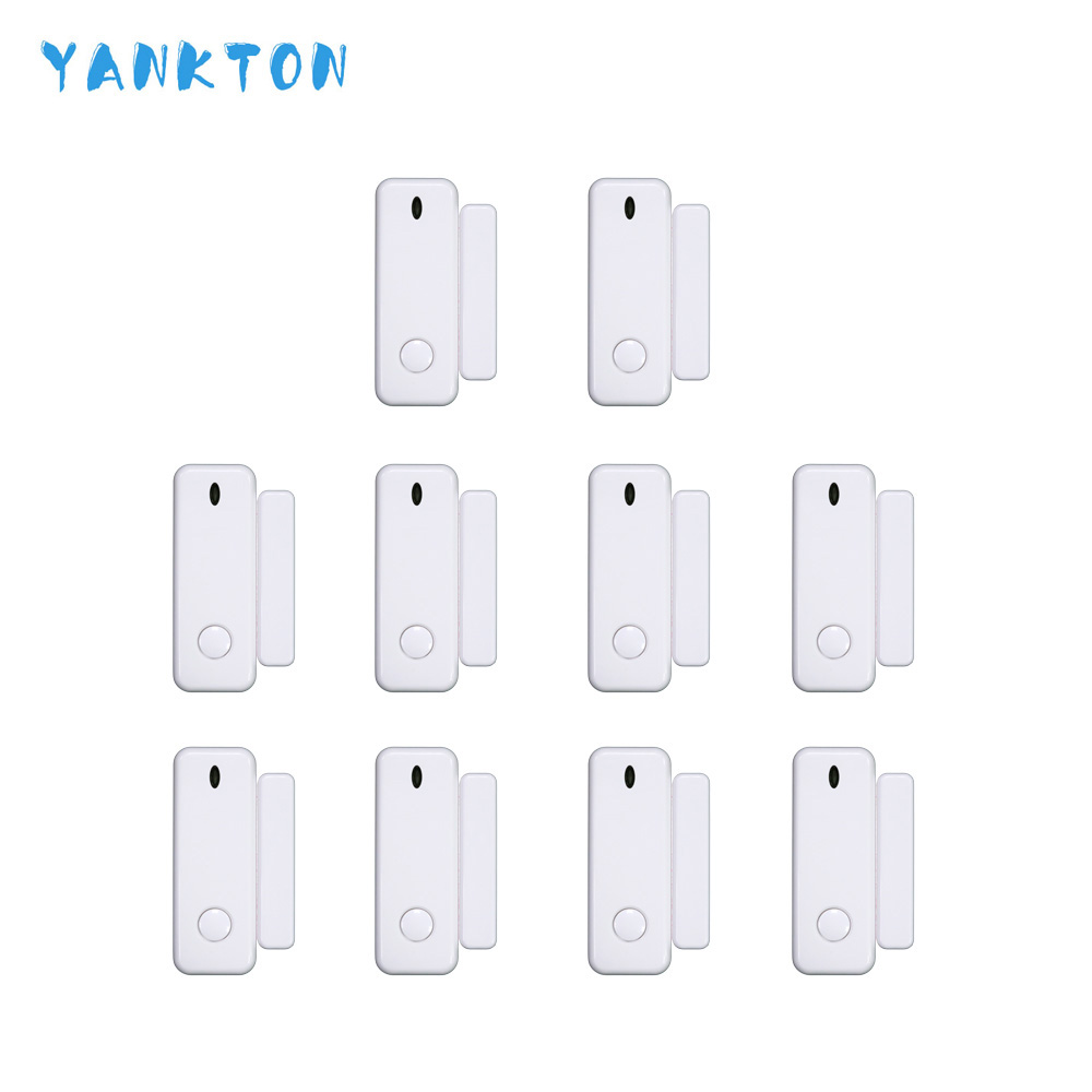 Window Door Alarm Sensor 433mhz APP Remote Control  For Android&IOS Wireless Door Lock Switch Security Alarm Host Accessories