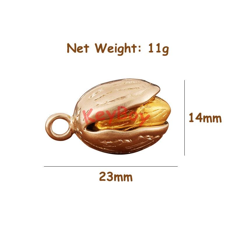Pistachios keychain pendant (5)