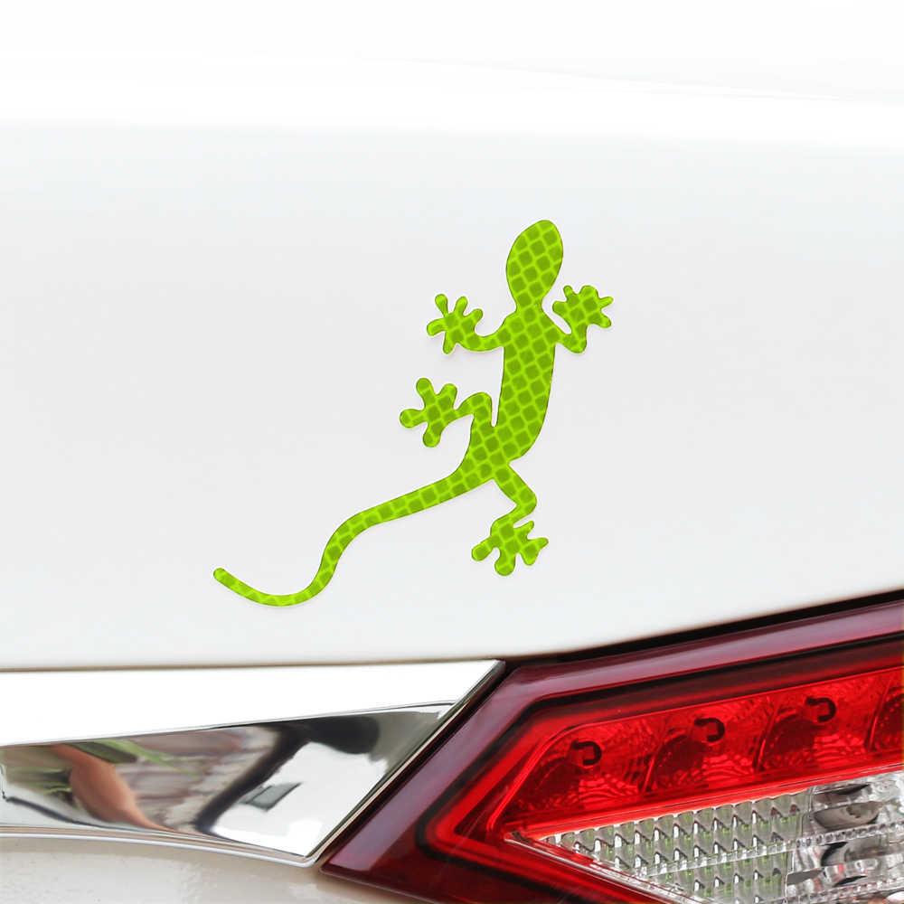 Предупреждение ющий знак Gecko Светоотражающая наклейка для Ford Focus Fusion EcoSport Kuga Mondeo Everest Transit Custom Tourneo на заказ