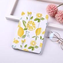цена на Cute Fruit Case For iPad Mini 3 2 1 Case Silicone Soft Back Cover Stand PU Leather For iPad Mini 2 Smart Cover For iPad Mini 3 2