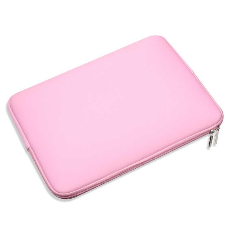 "Capa para notebook laptop, tablet, 11 ""12"" 13 ""15"" 15.6 ""para macbook pro retina do ar 14 polegadas para xiaomi huawei hp dell"
