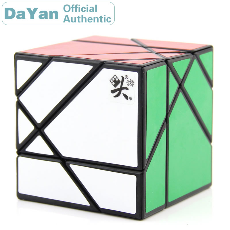 DaYan Tangram Neves Magic Cube Seven-Piece Puzzle Professional Speed Twist Antistress Educational Toys For Children Kids