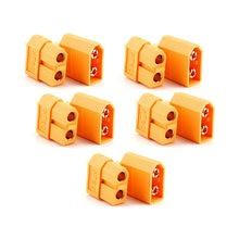 Clavijas de conectores tipo bala para batería Lipo de control remoto, 10/20 piezas XT60 XT-60, macho y hembra, venta al por mayor, 5/10 pares