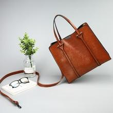 цена на Handbag shoulder bag brand designer fashion bag ladies bag high capacity Messenger bag high quality leather shoulder bag TJ8801
