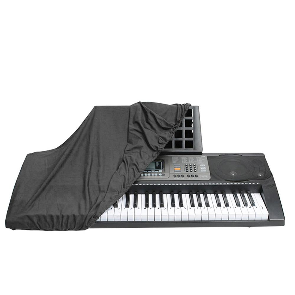Universal Electronic Digital Piano Cover 76-88 Keys Polyester Contraction Keyboard Dustproof Cover For Yamaha